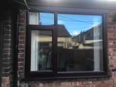 After Double Glazed Window